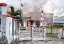 Massa Bakar Gedung DPRD Papua Barat, Seorang Polisi Ditembak