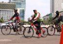 PSBB Transisi, Jumlah Pesepeda di Jakarta Naik 200 Persen
